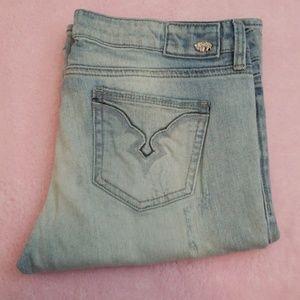 Buffalo Fellow Flare Jeans